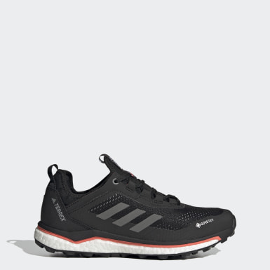 Sapatos de Trail Running Agravic Flow GORE-TEX TERREX Preto Mulher TERREX