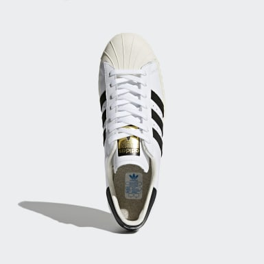 Superstar 80s Shoes Bialy