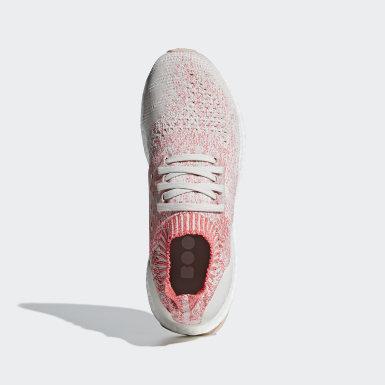 Frauen Running Ultraboost Uncaged Schuh Beige