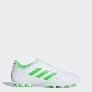 Rabattverkauf Adidas Grün Fußballschuh Outdoor Kunstrasen