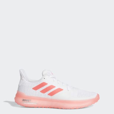 Women Training White FitBoost Trainers