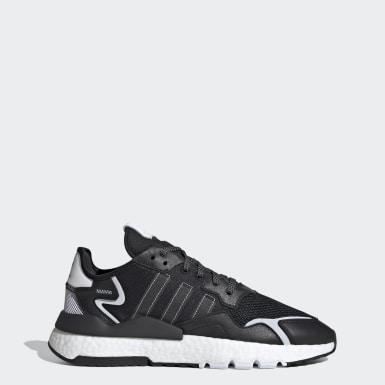 Sapatos Nite Jogger Preto Originals