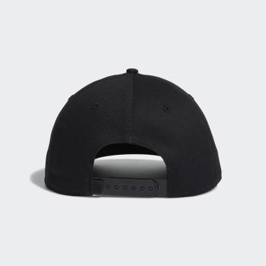 ผู้ชาย กอล์ฟ สีดำ หมวก Golf Turf