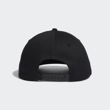 Men's Golf Black Golf Turf Hat
