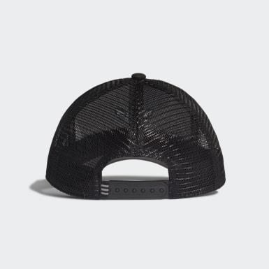 Originals Siyah Trefoil Trucker Şapka