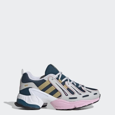 Women Originals Blue EQT Gazelle Shoes