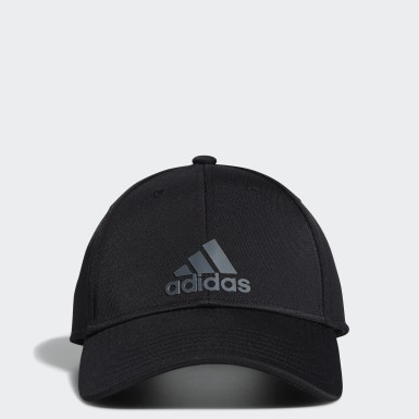 Men Training Black Decision 2 Hat