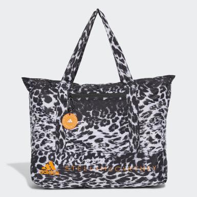 Tote bag adidas by Stella McCartney Grand format Noir Femmes adidas by Stella McCartney