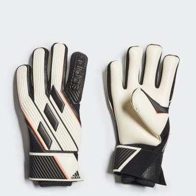 Soccer White Tiro Pro Goalkeeper Gloves