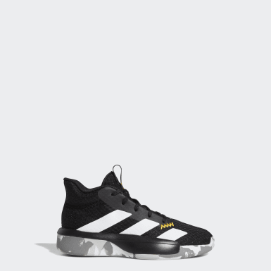 Children Basketball Black Pro Next 2019 Shoes