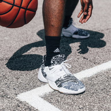 Men's Basketball White Harden Vol. 4 Shoes