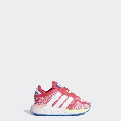 Infant & Toddler Originals Pink Swift Run X Shoes