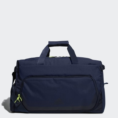 Men Golf Blue Duffel Bag