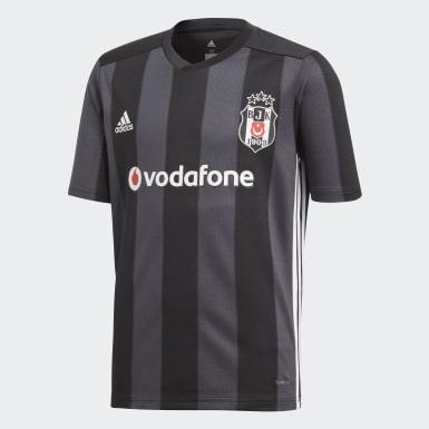 Genç Futbol Gri Beşiktaş JK Üçüncü Takım Forması