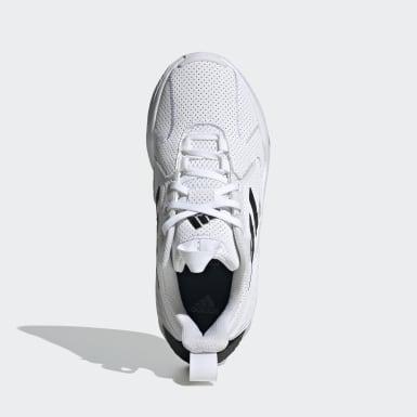 Kinder Running 4uture One Laufschuh Weiß
