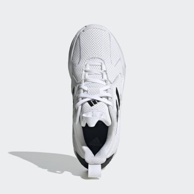 Youth 8-16 Years Running White 4uture One Running Shoes