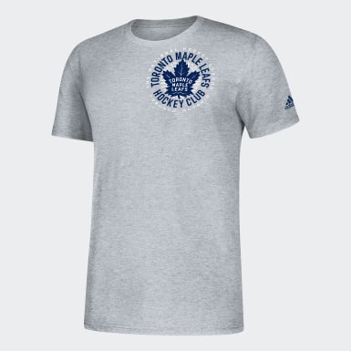 MAPLE LEAFS CIRCLED UP TEE