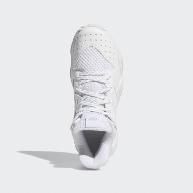 Basketball Hvid Harden Stepback sko