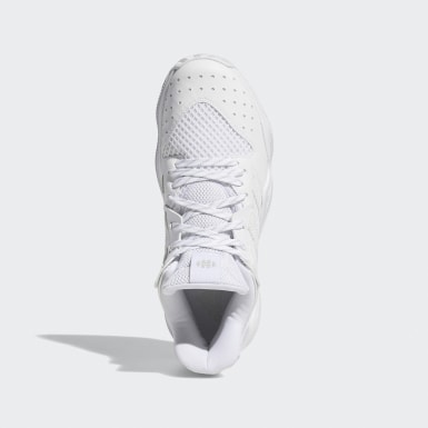 Tenis de básquet Harden Stepback (UNISEX) Blanco Basketball