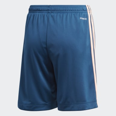 Barn Fotboll Blå Arsenal 20/21 Third Shorts
