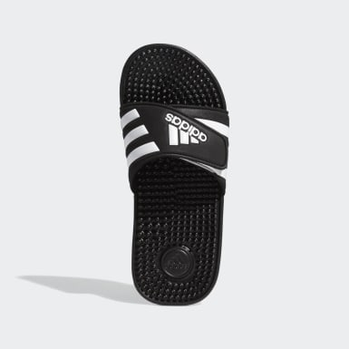 Children Essentials Black Adissage Slides