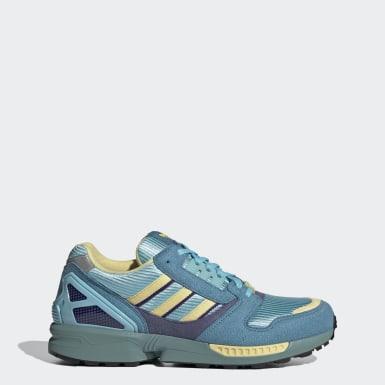 ZX 8000 Shoes Niebieski