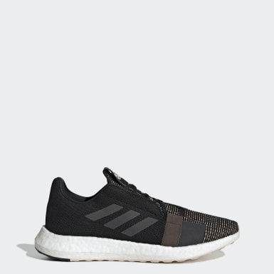 ผู้ชาย วิ่ง สีดำ รองเท้า Senseboost Go LTD