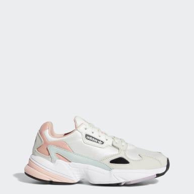 zapatos adidas de mujer falcon