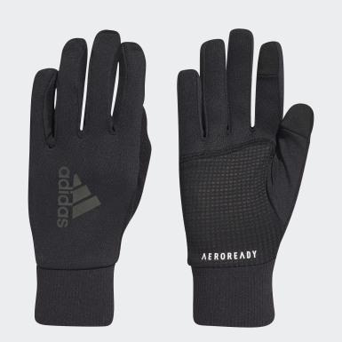 Løb Sort AEROREADY Running handsker