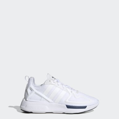 ZX 2K Flux Shoes Szary