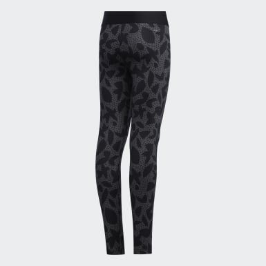 Tight XPR Gris Filles Athletics