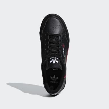 Chaussure Continental 80 Noir Enfants Originals