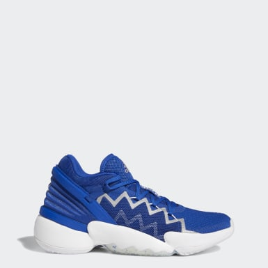 синий Баскетбольные кроссовки D.O.N. Issue #2