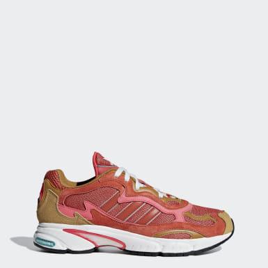 Sapatos Temper Run Laranja Homem Originals