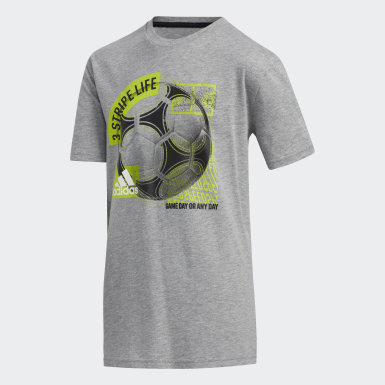 Youth Training SHORT SLEEVE SET-IN CTN TEE