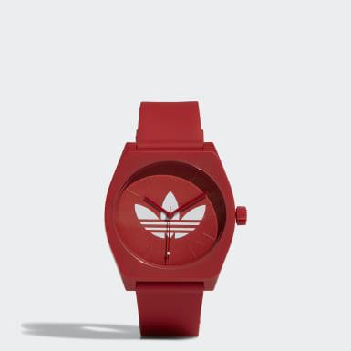 Originals PROCESS_SP1 Uhr Rot