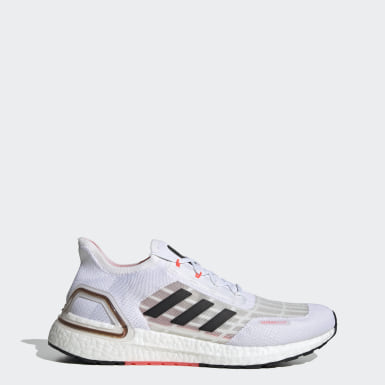 Löpning Vit Ultraboost SUMMER.RDY Shoes