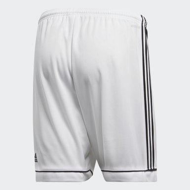 Men Training White Squadra 17 Shorts