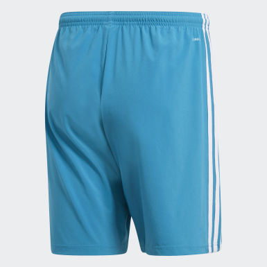 Men Football Blue Condivo 18 Shorts