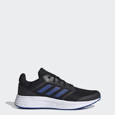 Men Running Black Galaxy 5 Shoes