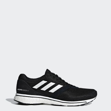 Women's Running Black Adizero Adios 4 Shoes