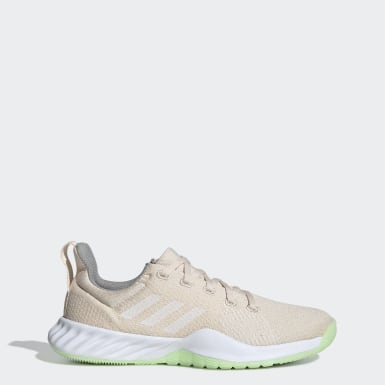 Women's Training Beige Solar LT Shoes