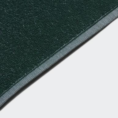 adidas håndkle, stort Grønn