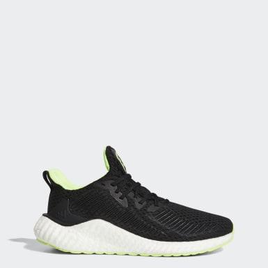 ผู้ชาย วิ่ง สีดำ รองเท้า Alphaboost
