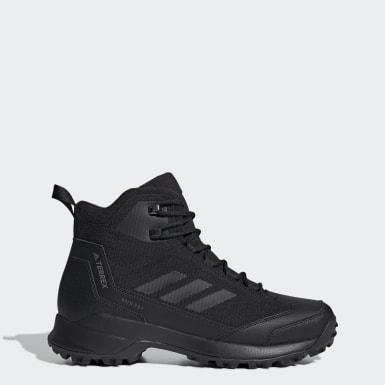 черный Ботинки Terrex Heron Mid CW CP