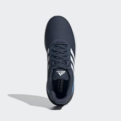 Men Running Blue Response SR Shoes