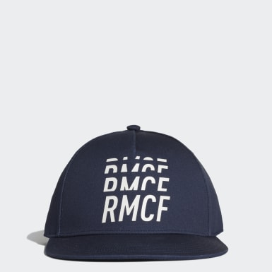 Casquette Real Madrid Bleu Football
