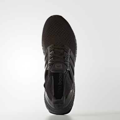 Løb Sort Ultra Boost LTD sko