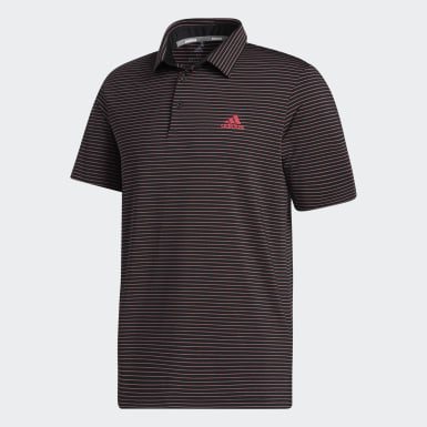 Ultimate365 Space Dye Stripe Poloshirt