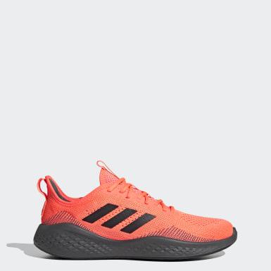Mænd Løb Orange Fluidflow sko